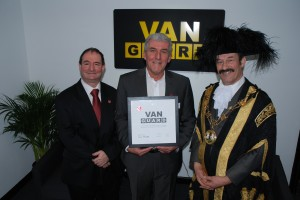 Van Guard Made in Britain presentation 9