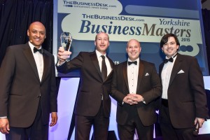 Yorkshire Business Masters - J&C Joel win
