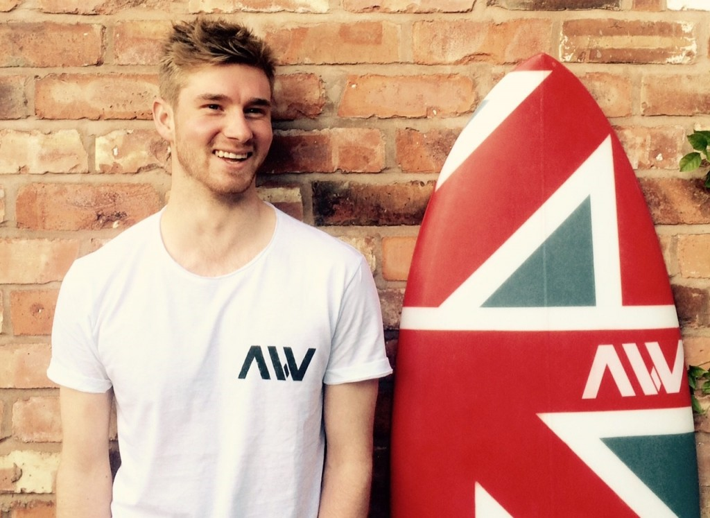 Airwave Josh & Surfboards